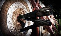 Спортивное метание ножей. Виды метательных ножей