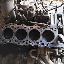 Блок цилиндров 2.0D 601.912 MERCEDES W124 W201 190 200D OM601 Двигатель мотор двигун