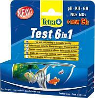 Tetra (Тетра) Тест для аквариумной воды test 6в1 6шт уп