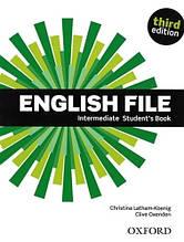 English File Third Edition Intermediate Student's Book / Учебник / Oxford University Press