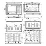 4 оси, 96вх./64 вых, аналоговое задание, комплектное УЧПУ NC-110/2-4, фото 6