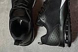 Кроссовки мужские 17541, Jomix, черные [ 44 45 ] р.(43-28,0см), фото 5
