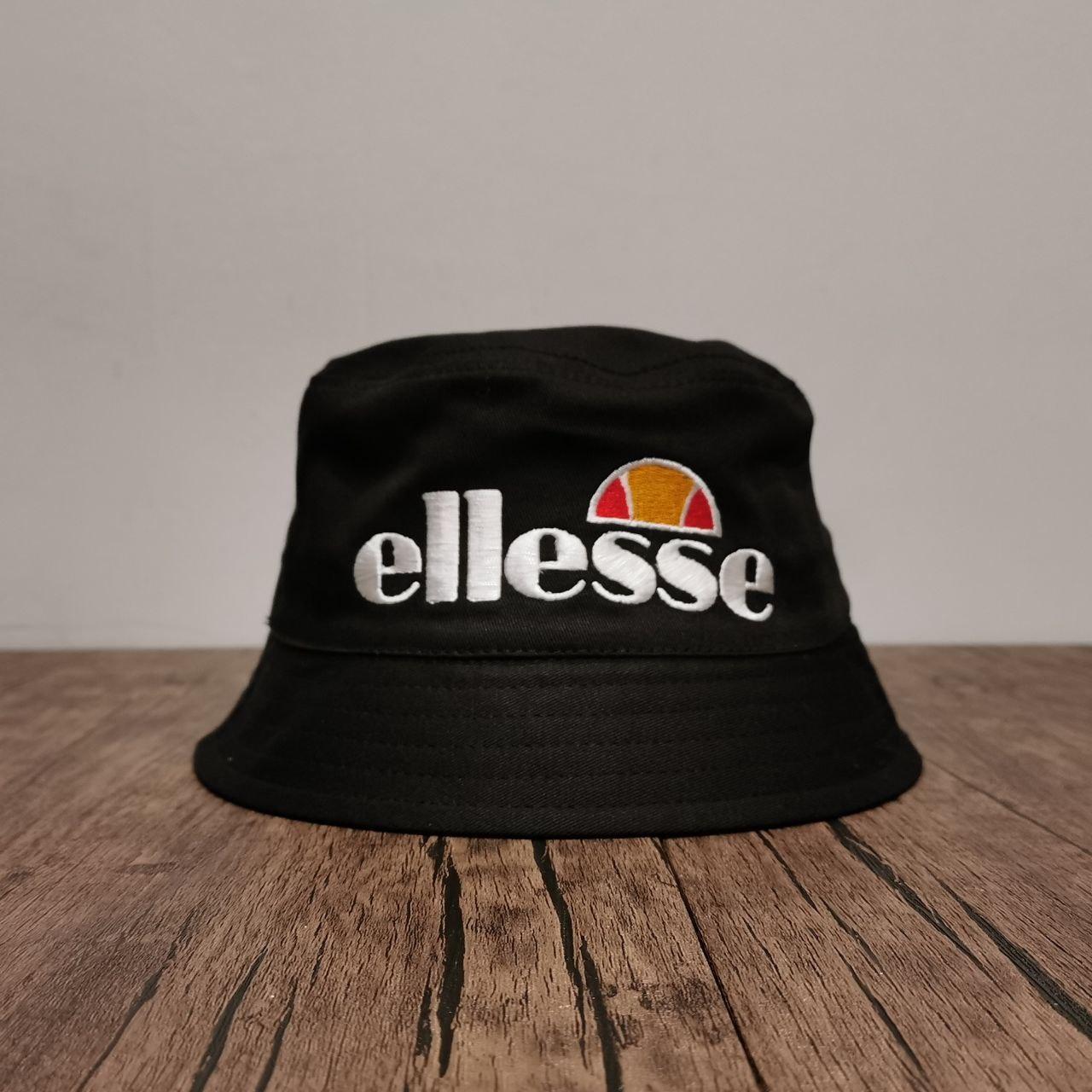 Панама мужская лето Ellesse черная Турция. Много других брендов