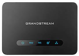 VoIP-Шлюз Grandstream HT813, 1xFXS, 1хFXO, 2xEthernet, NAT