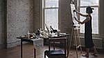 Bowen Liu Studio представила новую коллекцию мебели для воображаемого художника