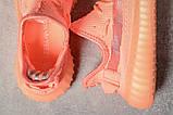 Кросівки жіночі 17562, Adidas Yeezy, рожеві, [ 36 39 41 ] р. 39-25,0 див., фото 5