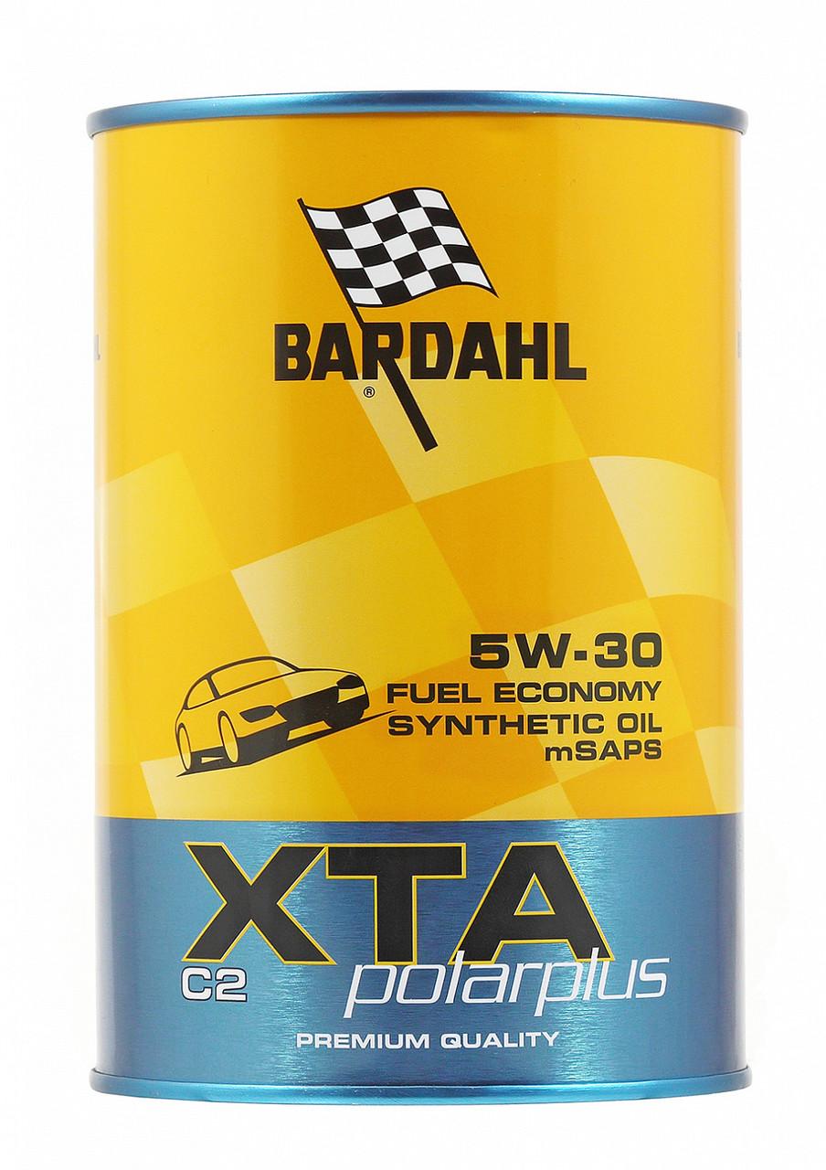 Моторное масло BARDAHL XTA 5W30 FUEL ECONOMY (1л) ACEA C2-A5-B5, API SN-CF