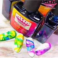 Акварельные капли (чернила) Aqua Blooming для дизайна от Master Professional, 12 мл