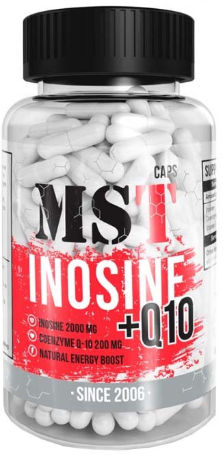MST Inosine Q10 90 капсул