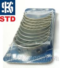 Вкладыши коленчатого вала, коренные (STD) на Renault Trafic 2.0dCi 2006-2014 Kolbenschmidt (Германия) 77868600