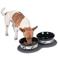 Trixie (Трикси) Коврик под миску для собак резиновый 45*25см