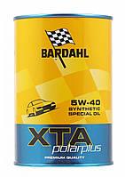 Моторное масло BARDAHL XTA 5W40 (1л) ACEA A3-B4, API SN-CF