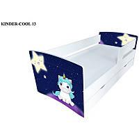 Дитяче ліжечко Kinder-Cool Нічна Поні без ящика, фото 1