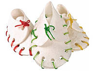 Trixie (Трикси) Ботинки жевательные Denta Fun, лакомство 10шт 100гр