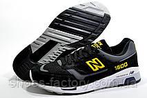 Мужские кроссовки в стиле New Balance 1500, Black\Yellow, фото 2
