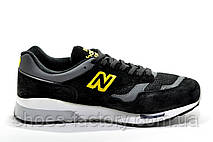 Мужские кроссовки в стиле New Balance 1500, Black\Yellow, фото 3
