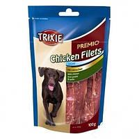 Trixie (Трикси) Лакомство сушеное мясо курицы 100гр