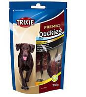Trixie (Трикси) Лакомство кальцинированные косточки с утиной грудкой 100гр