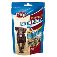 Trixie (Трикси) Лакомство PREMIO Sushi Bites рыба 75гр