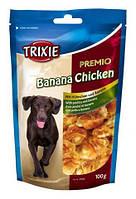 Trixie (Трикси) Лакомство Premio Banana Chcken банан, курица 100гр