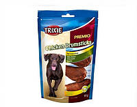Trixie (Трикси) Лакомство кальцинированные косточки с курятиной 5шт 95гр