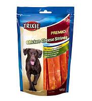 Trixie (Трикси) Лакомство Chicken Cheese Stripes сыр, курятина 100гр