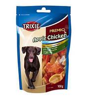 Trixie (Трикси) Лакомство Premio Apple Chicken куриная грудка, яблоки 100гр