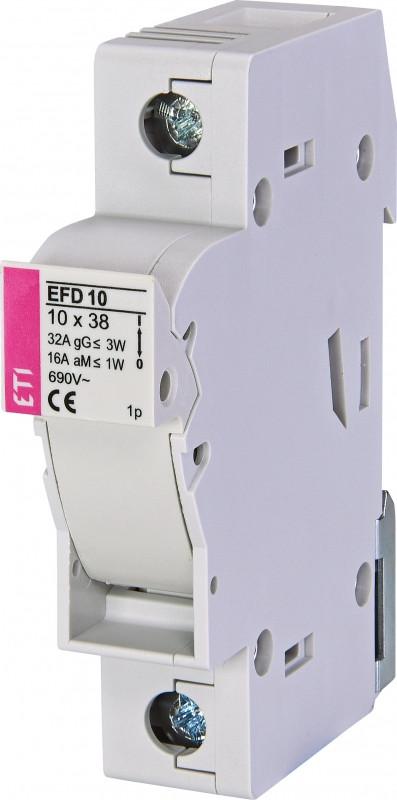Разъединитель EFD 10 1p 690V (2540001)