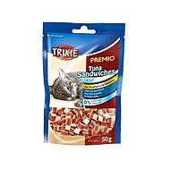 Trixie (Тріксі) Ласощі PREMIO Tuna Sandwiches тунець 50гр