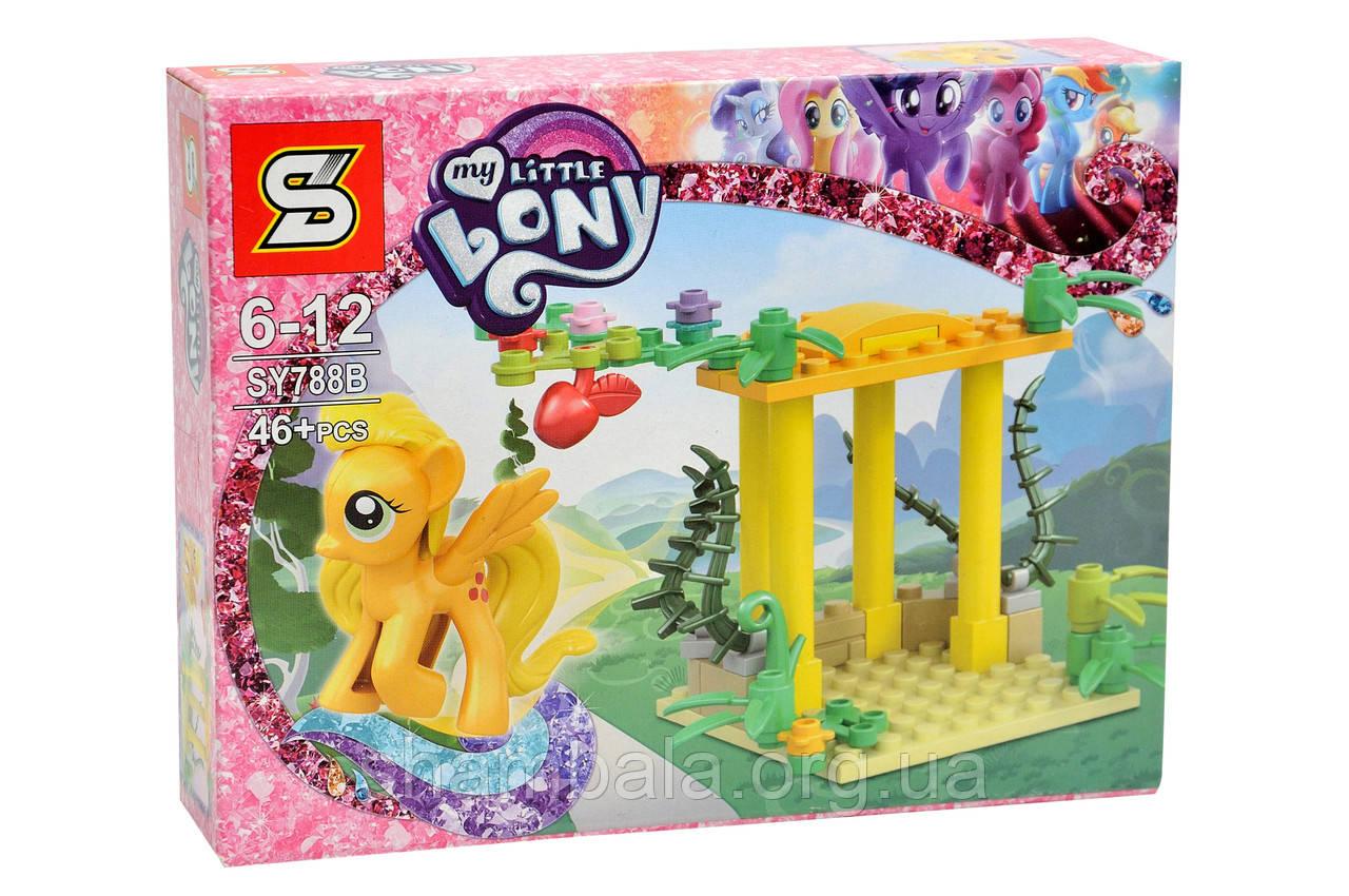 "Конструктор Bela ""My little Pony yellow"" (069739)"