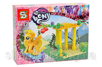 "Конструктор Bela ""My little Pony yellow"" (069739)"