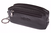 Ключниця шкіряні чорного кольору, фото 1
