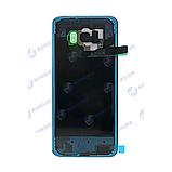 Крышка задняя Samsung SM-G955 Galaxy S8 Plus Duos, Золото Gold оригинал!, фото 2
