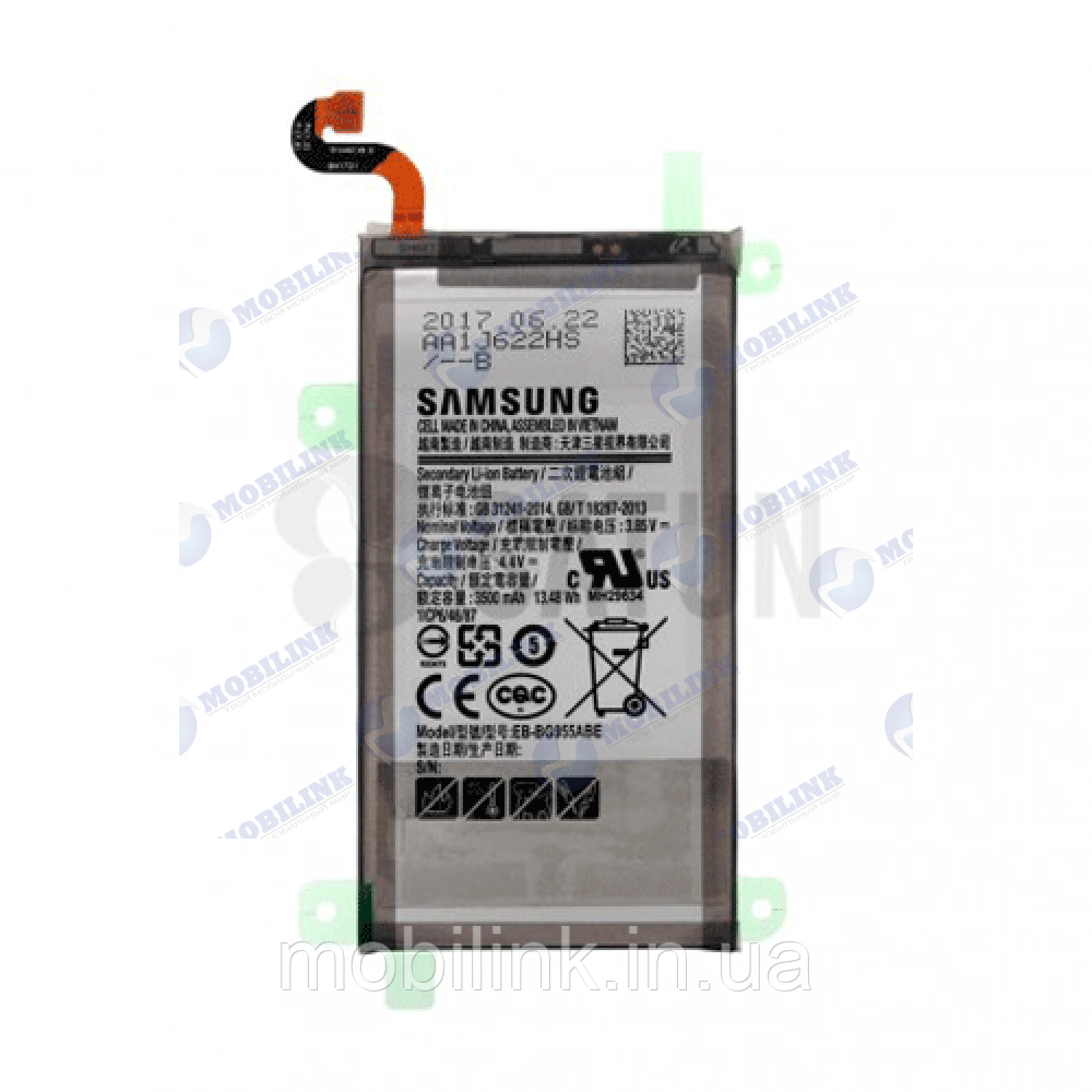 Аккумулятор Samsung  G955 GH82-14656A   оригинал!