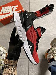 Мужские кроссовки Nike Air Jordan React Havoc Gym Red (красный/черный)