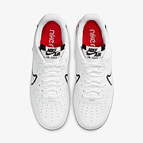 """Кроссовки Nike Air Force 1 React """"Белые"""", фото 2"""