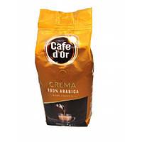 Кофе Cafe D'or Crema зерно 500 г (Польша), фото 1