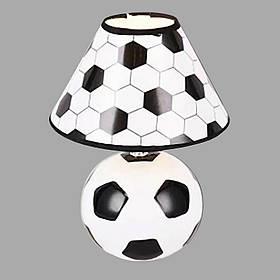Настольная лампа NM-814993-30 WT черно-белая