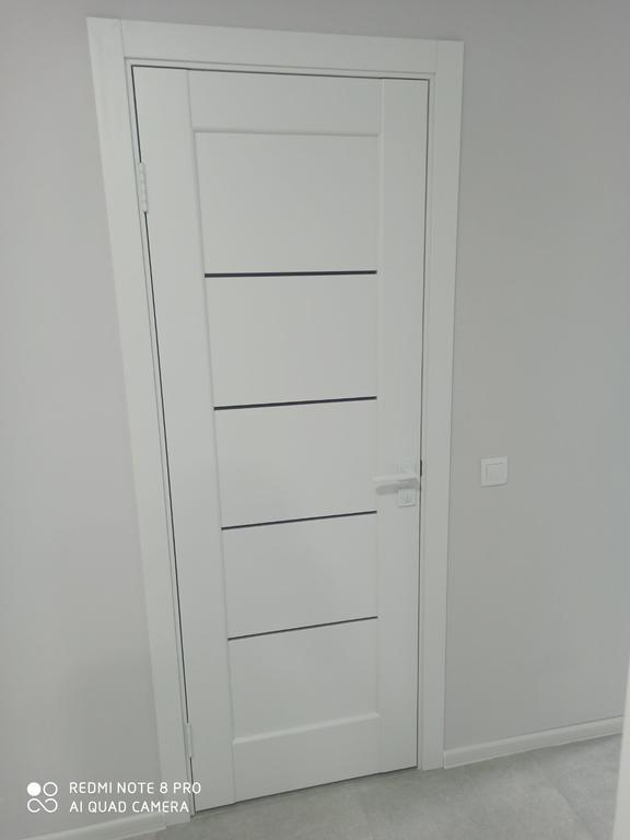 Двери межкомнатные ТМ Новый стиль. Модель Мира  1