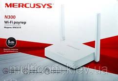 19-00-003. Роутер Mercusys MW301R, 2 антенны