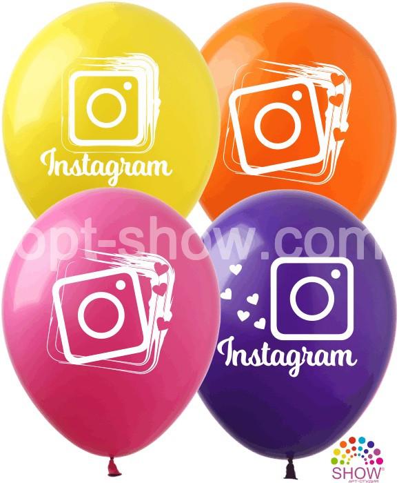 Instagram 1ст.1цв. 12''/30см