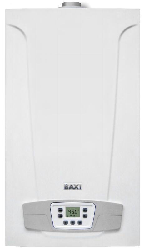 BAXI Luna Duo-Tec 28 GA (конденсационный)