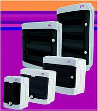 Распределительные щиты ECT (IP 40) (наружной установки)