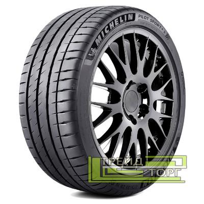 Летняя шина Michelin Pilot Sport 4 S 235/35 ZR20 92Y XL