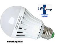 Автономная светодиодная лампа E27 7 Вт холодный белый (6000К)