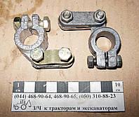 Клема свинцовая (груз.) АКБ