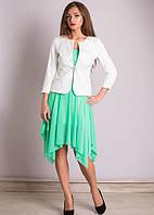 Модный женский пиджак модного кроя