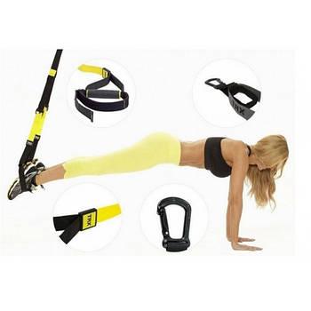 Тренировочные петли TRX - Pro Fit Studio Suspension тренажёр для всего тела