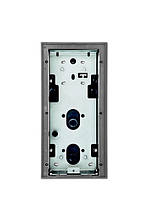 Коробка монтажная, Накладной монтаж, ABB-Welcome размер 1/3 серый 8300-0-0113