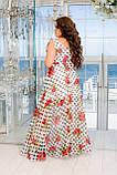 Плаття в підлогу, фото 5